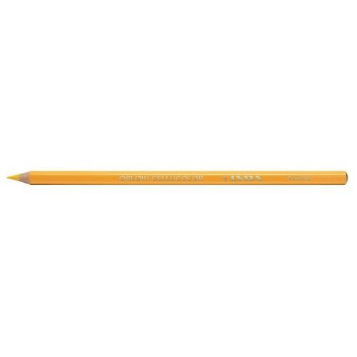 Карандаш Lyra Orlow Cellucolor для стекла и гладких поверхностей, трудностираемый, желтый, арт.L2940007