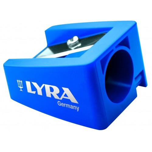 Точилка для карандашей Lyra Groove Triple One, пластик, арт.L7301170