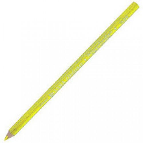 Карандаш Lyra Orlow для стекла и гладких поверхностей, стираемый, желтый, арт.L2910007
