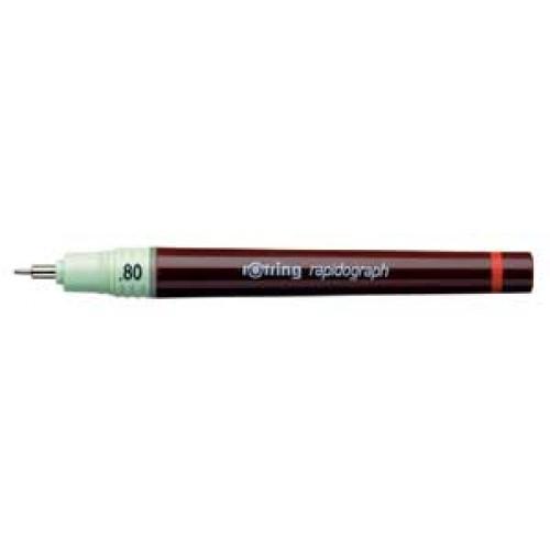 Рапидограф Rotring (Ротринг), 0,8 мм, арт. R155080