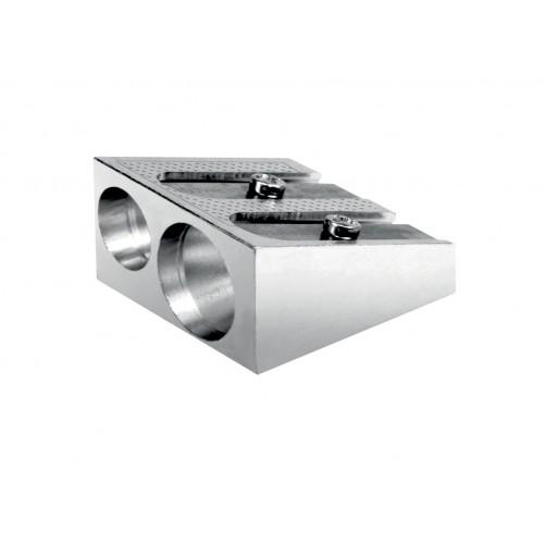 Точилка металлическая двойная Lyra, арт.L7302210