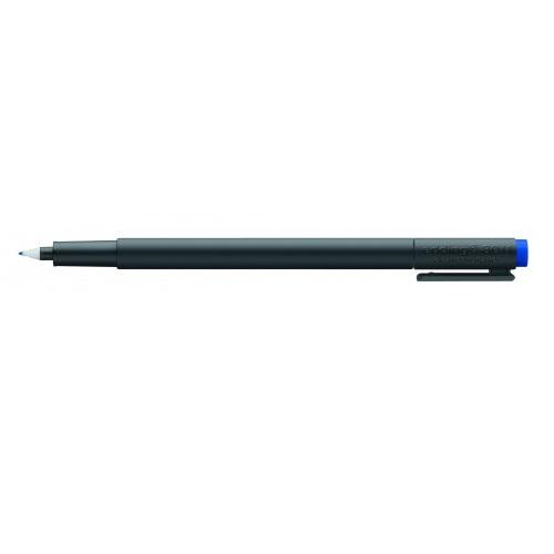 Маркер перманентный для чистых помещений Edding (Эддинг) 8011 Cleanroom, круглый наконечник, синий 003